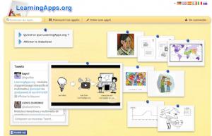 Intégrer un Learning Apps dans Genially