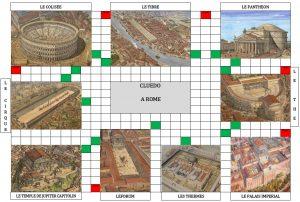 Cluedo à Rome