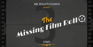The Missing Film Roll