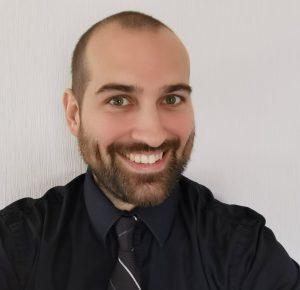 Mathieu Vaugeois, professeur d'Économie Gestion en lycée professionnel et ludastronaute