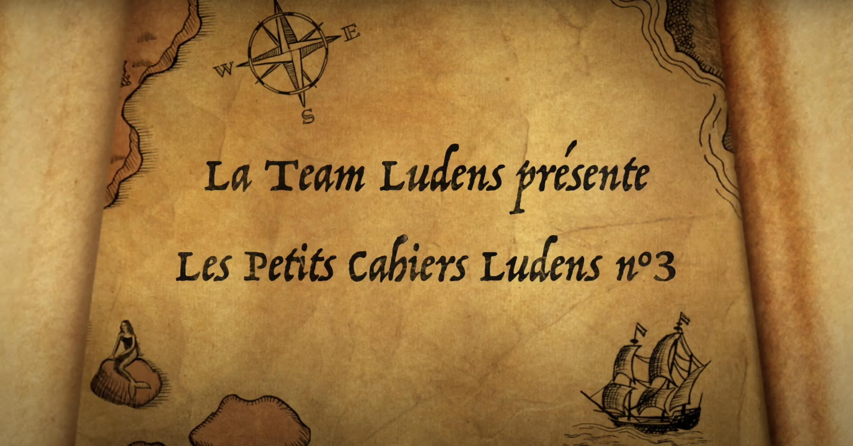 Les Petits Cahiers Ludens n°3